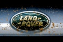 dirty land rover badge