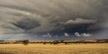 Storm near Hyden_