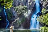 Wangai falls litchfield NP