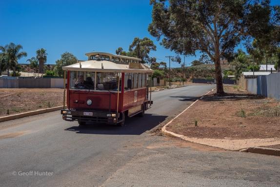 Kalgoorlie Tram