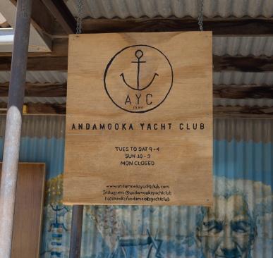 Andamooka Yacht Club_