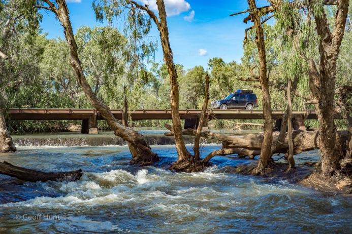 Katherine River crossing 2