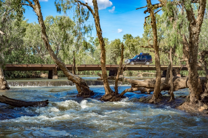 Katherine River crossing 2