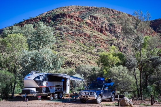 Ormiston Gorge Campsite