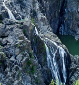 Barron Falls lower Karanda