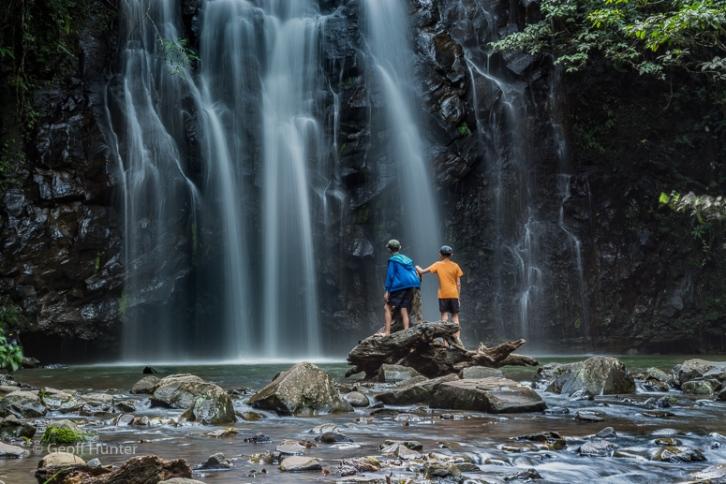Ellinjaa Falls Atherton Tableland