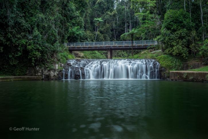 Malanda Falls Atherton Tableland