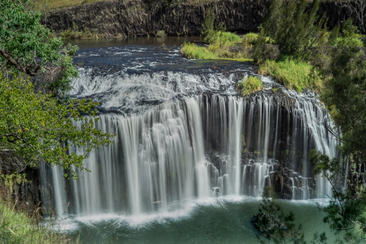 Millstream Falls Atherton Tableland