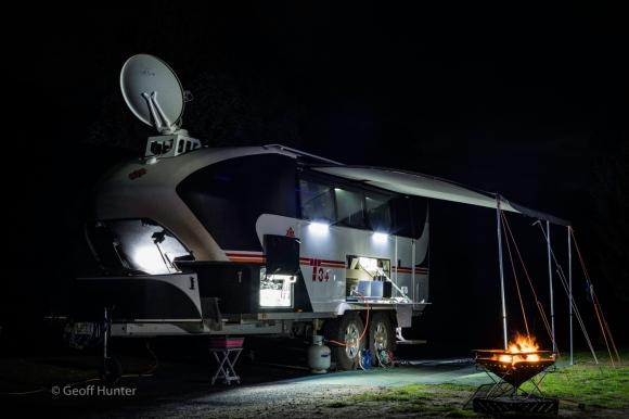 our warrumbungle camp_