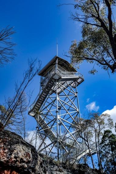 salt caves observation tower