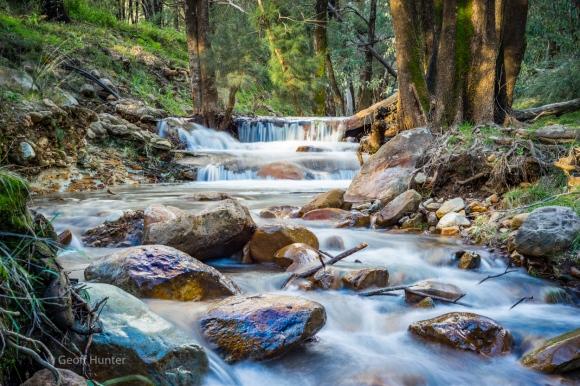 Wambelong creek